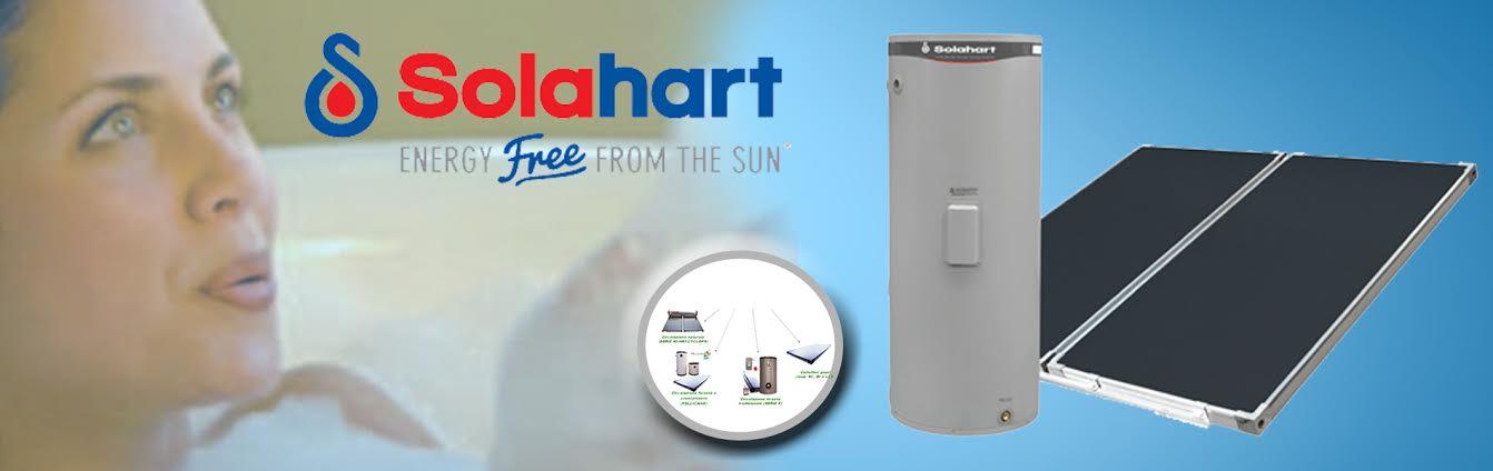 Handal Solar Water Heater