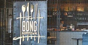 bong kopi town